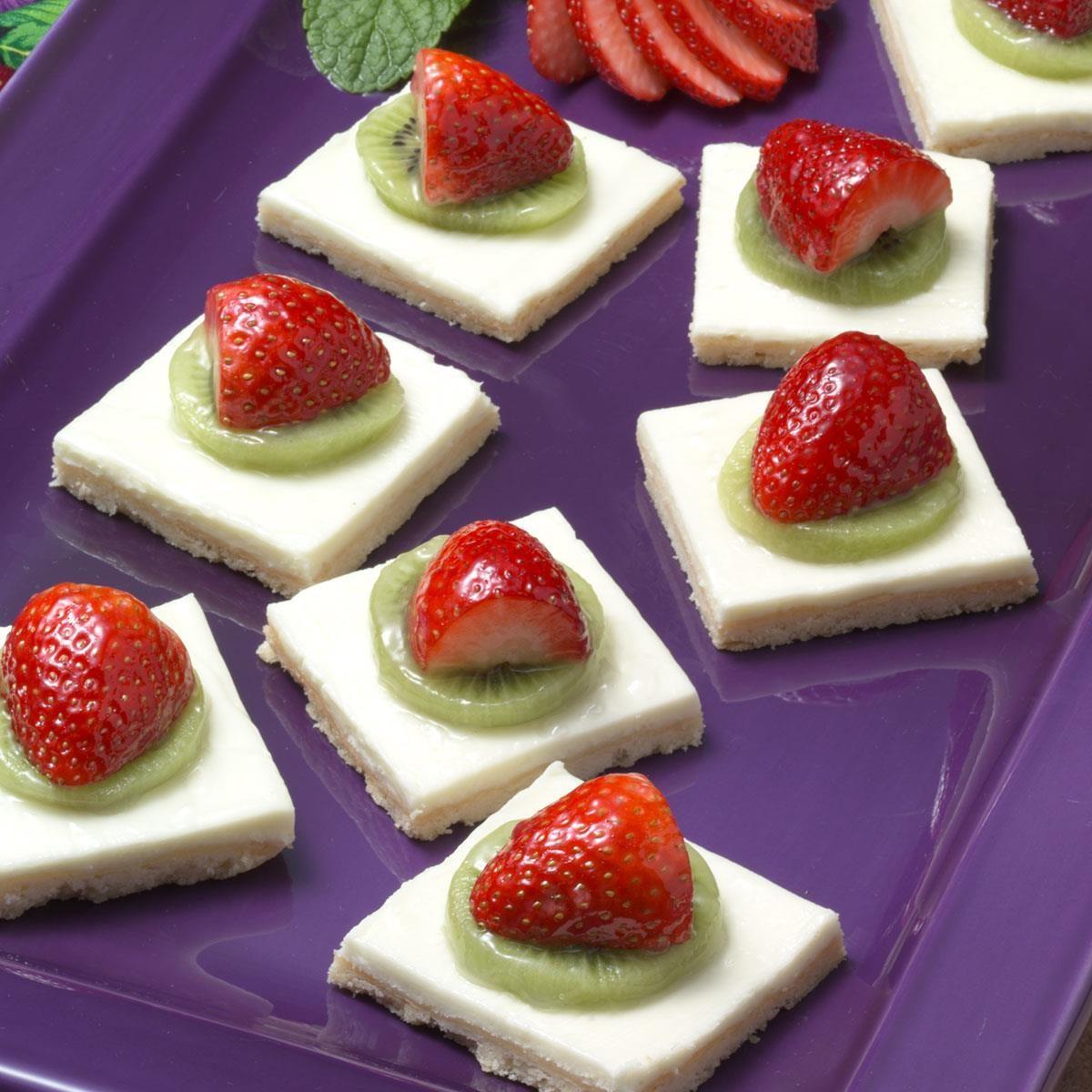 kiwi dessert squares recipe taste of home