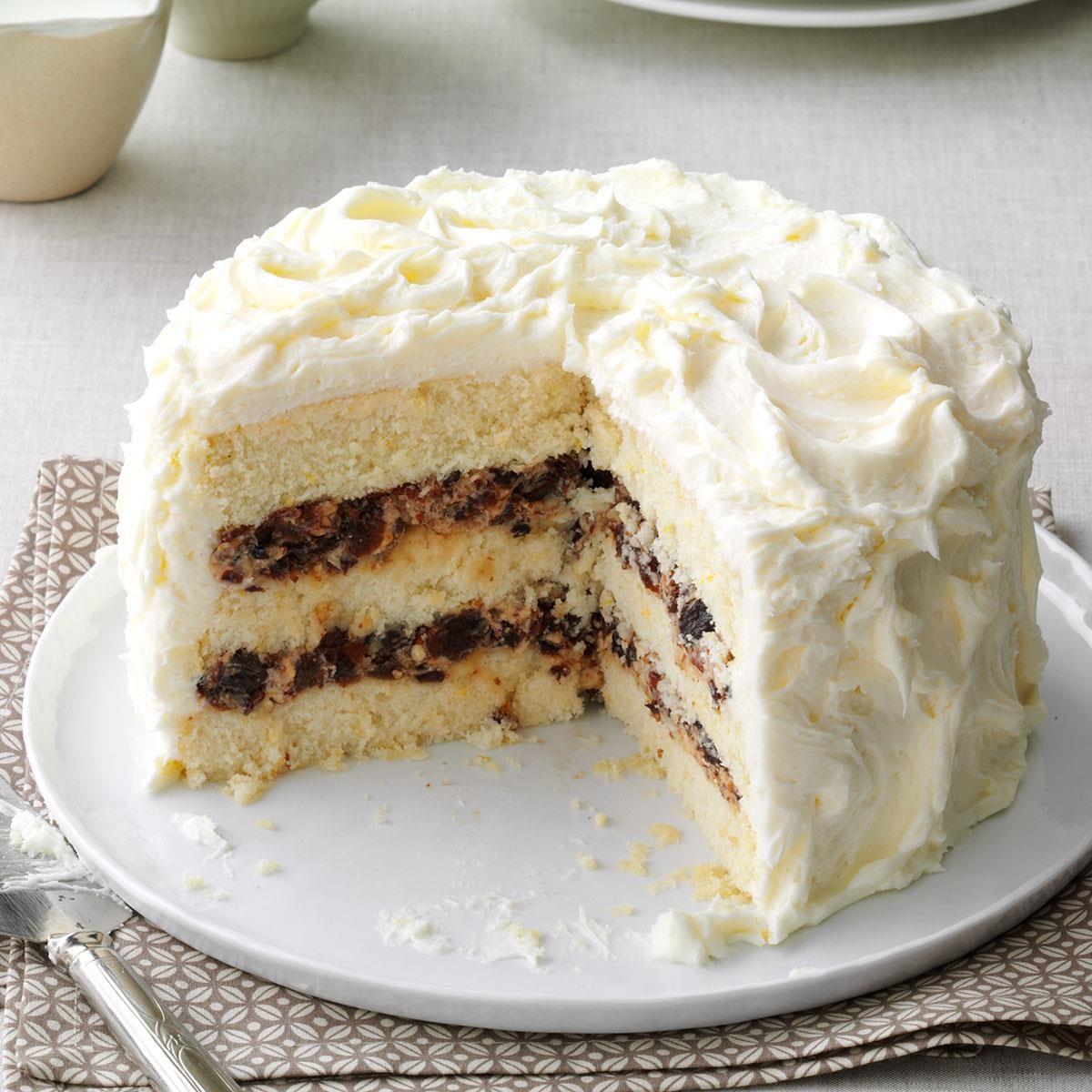 Lady Baltimore Cake Recipe | Taste of Home