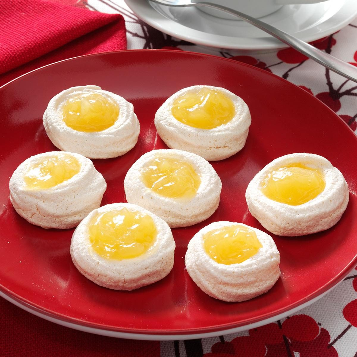 Lemon Meringue Pie Cookies Recipe Taste Of Home