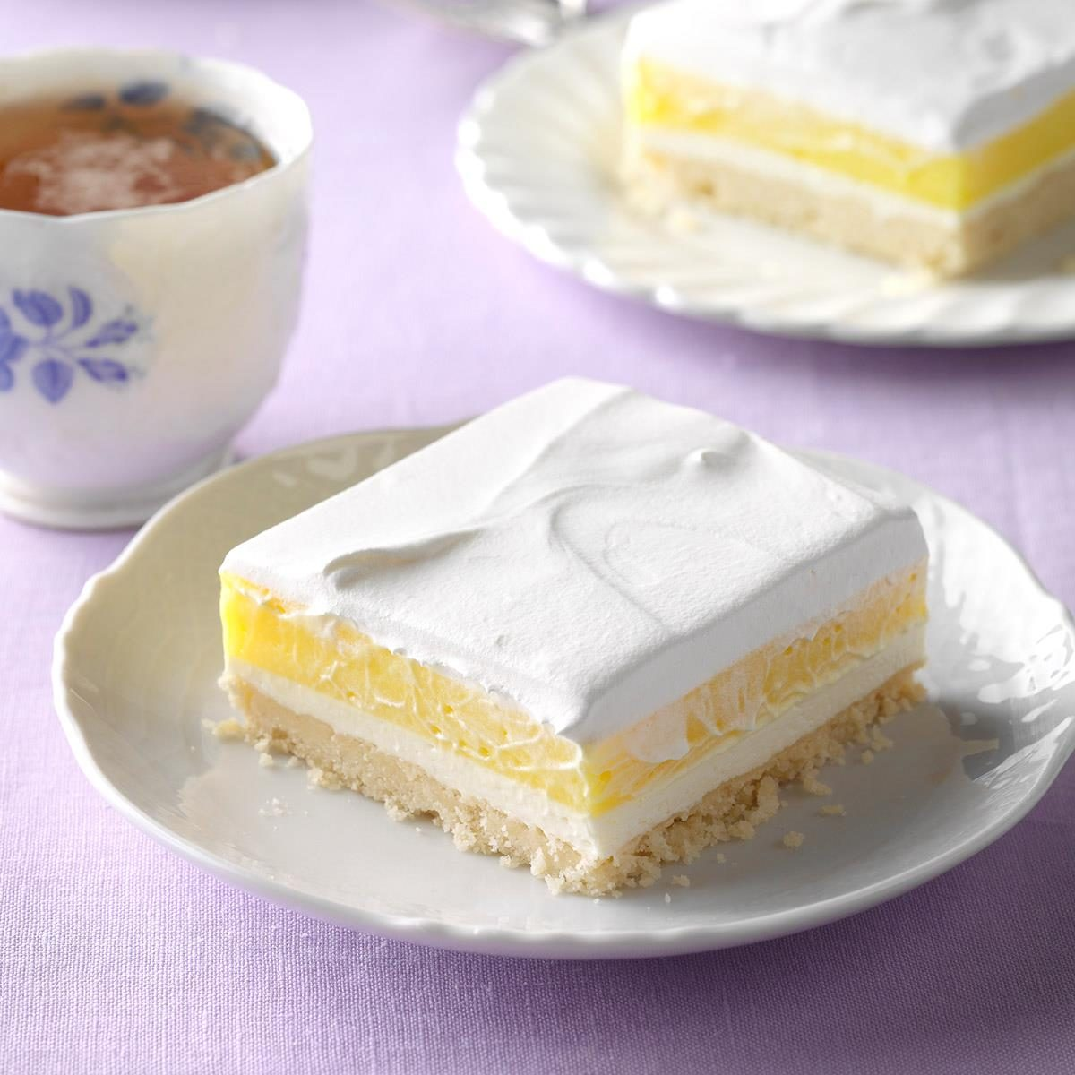 Jello Lemon Pudding Cake Recipe
