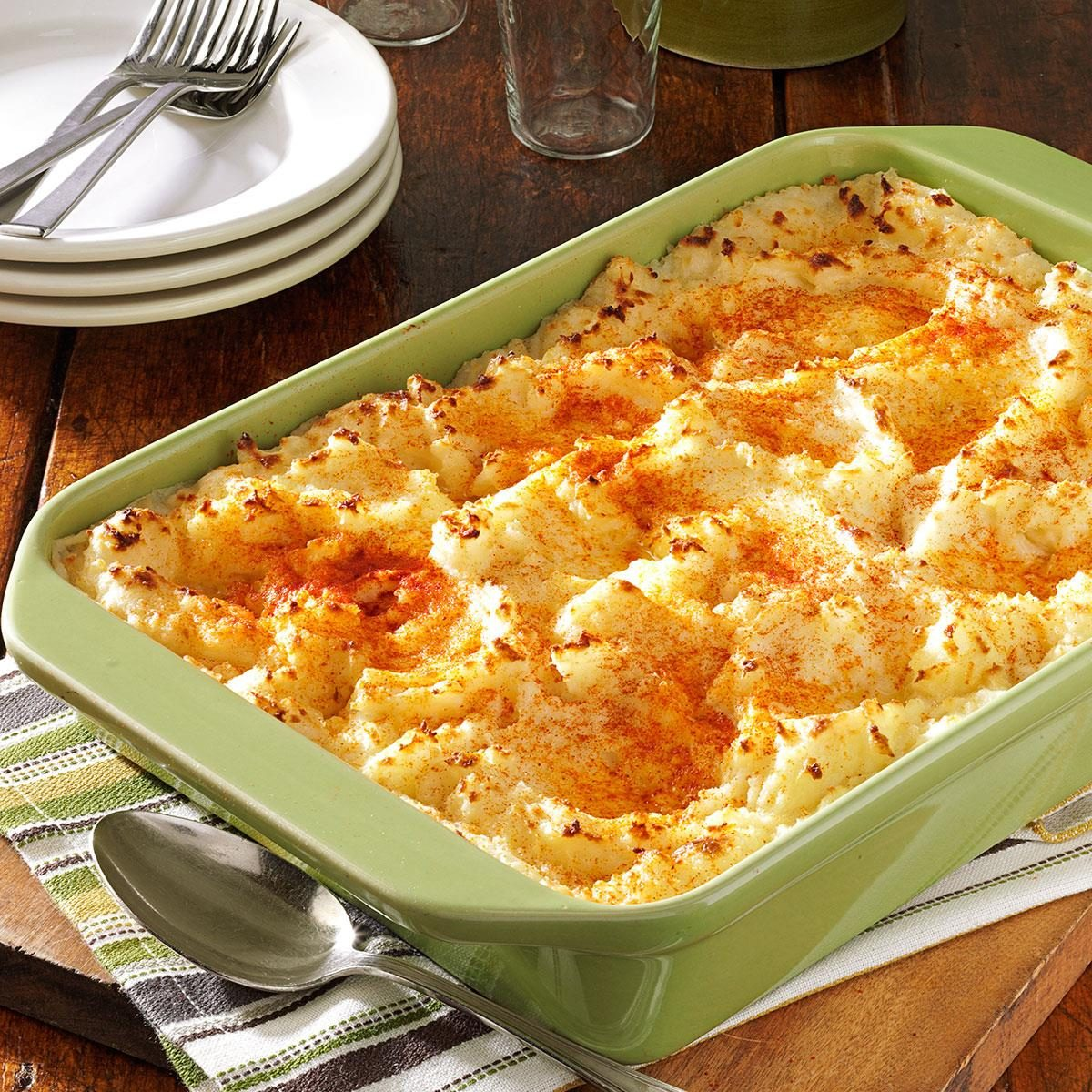 Make-Ahead Potatoes Recipe