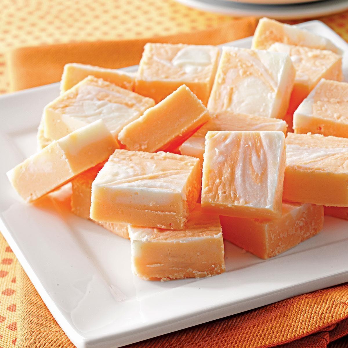 Chocolate Orange Peels Dunmore Candy Kitchen: Marbled Orange Fudge Recipe