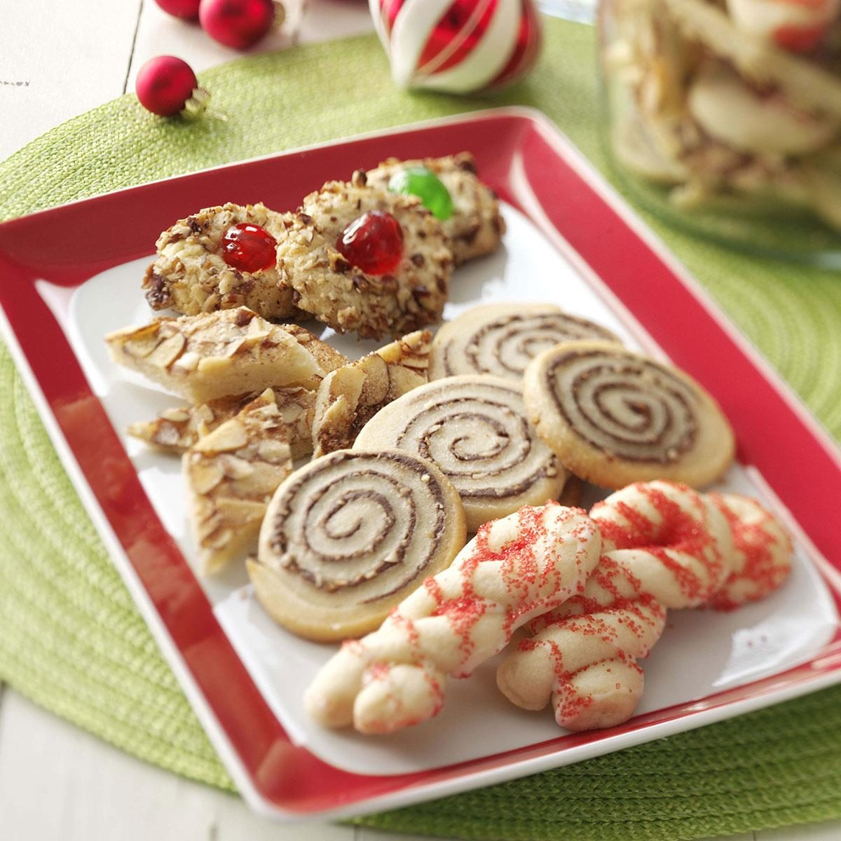 Cookie mix recipes for gifts