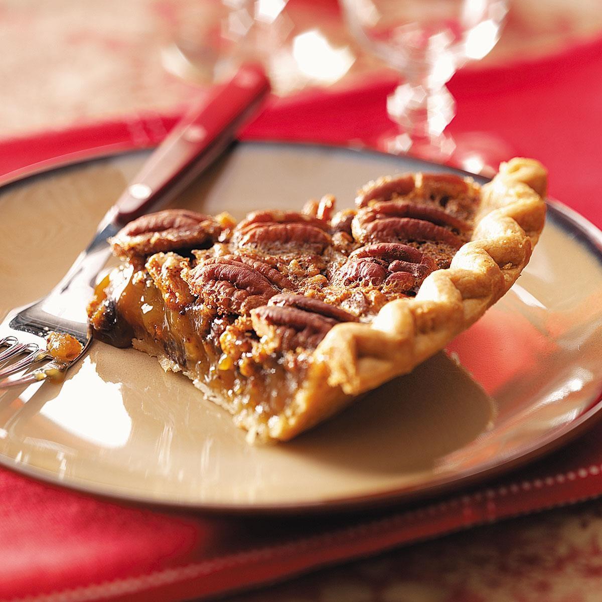 Pecan Pie Recipe: Mayan Chocolate Pecan Pie Recipe