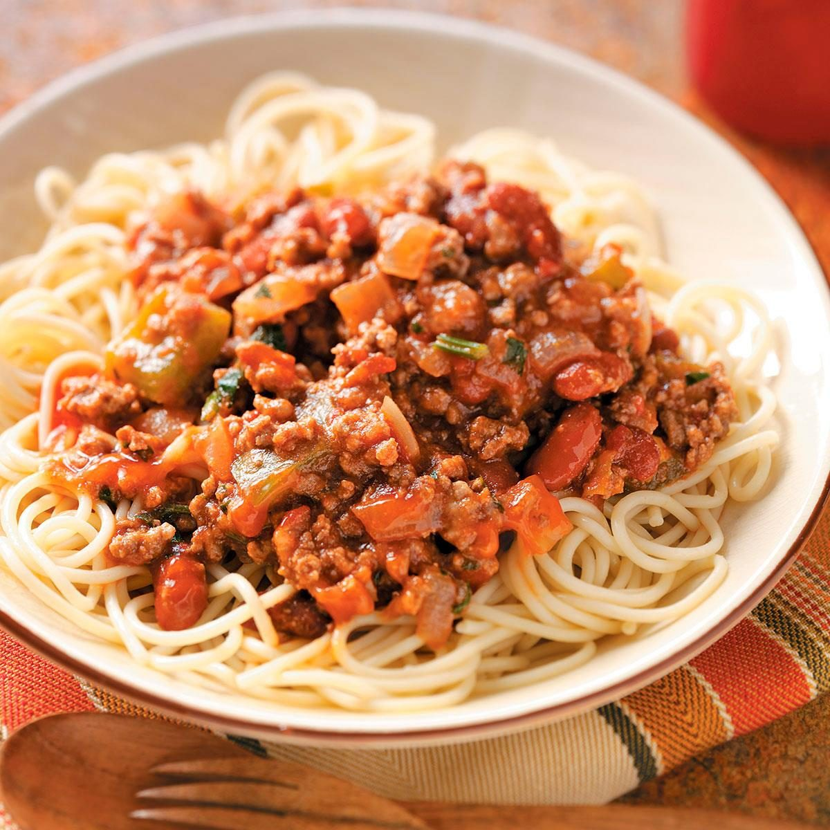 how to make mexican spaghetti sauce