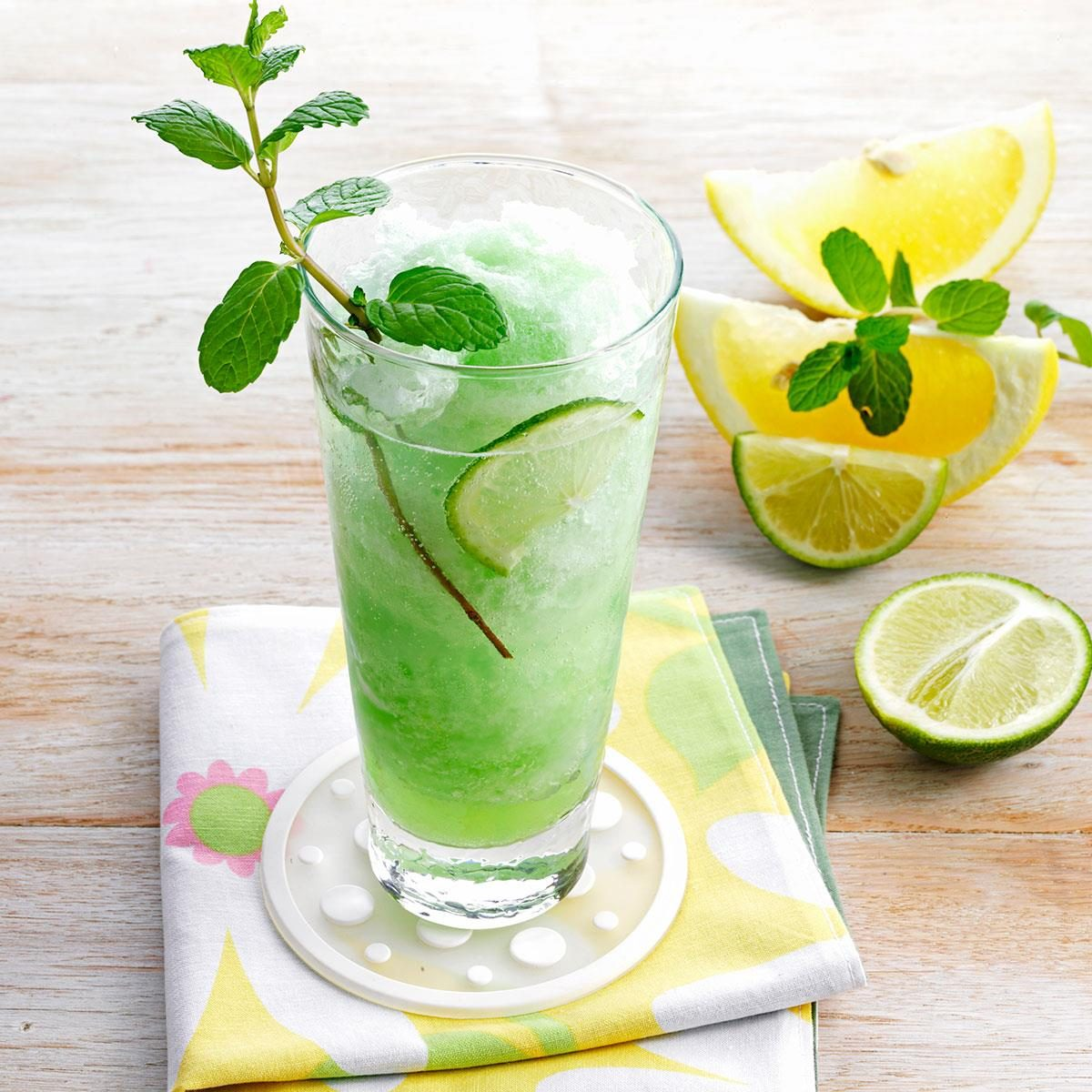 Mojito Slush Recipe