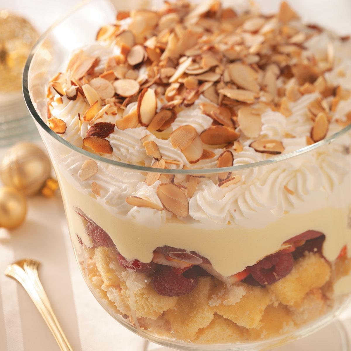 Old English Trifle Recipe