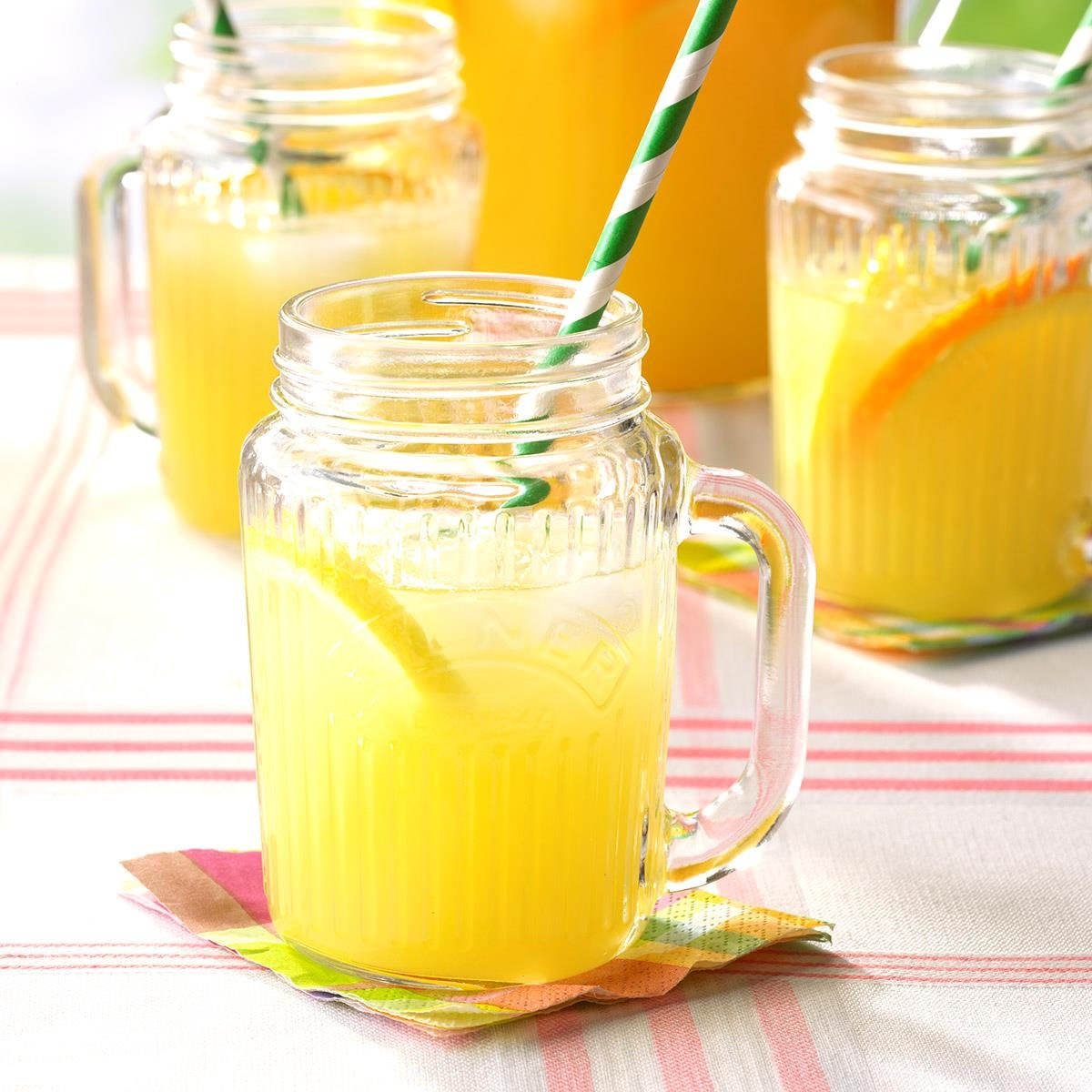 Orange Lemonade Recipe Taste of Home