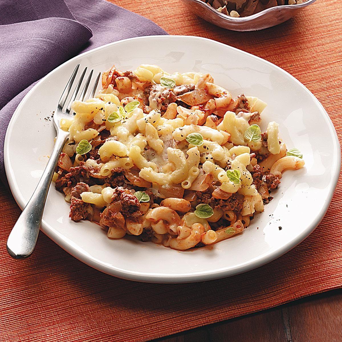 Vefas Pastitsio Recipe Food