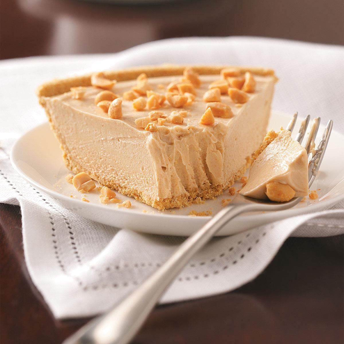 Easy peanut butter pie recipes