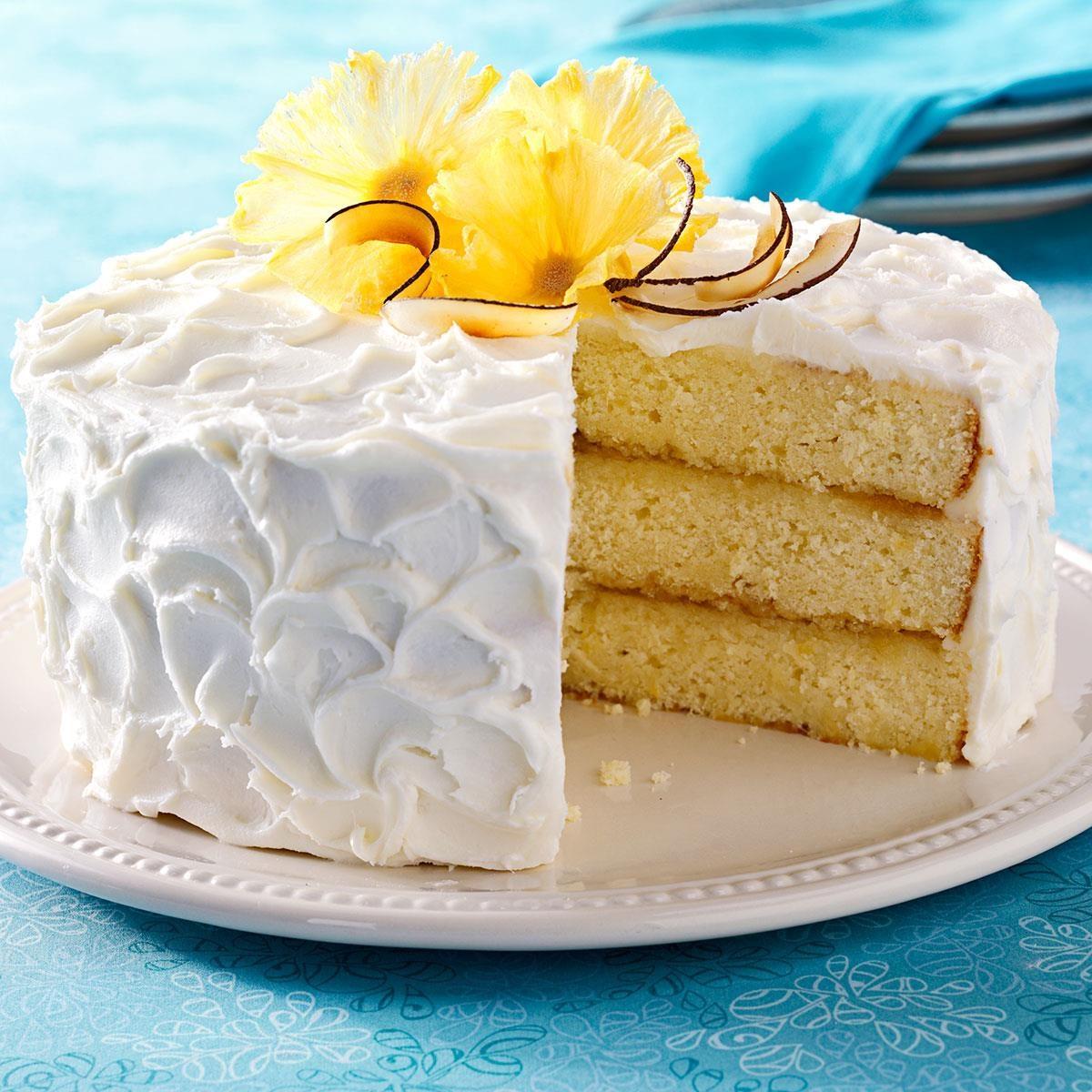 Best Recipe For Pina Colada Cake