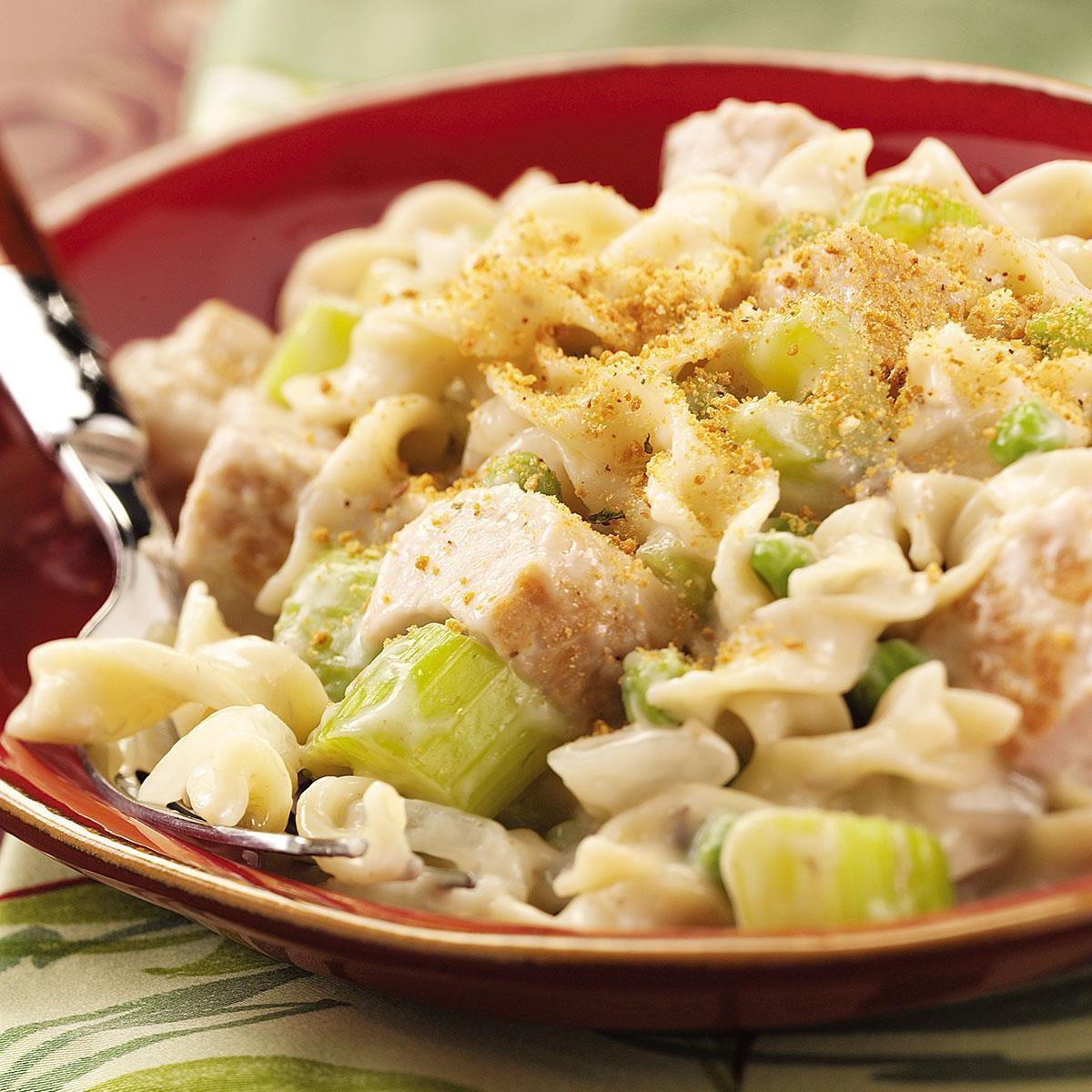 potluck casserole recipe taste of home - Halloween Casserole Recipe Ideas