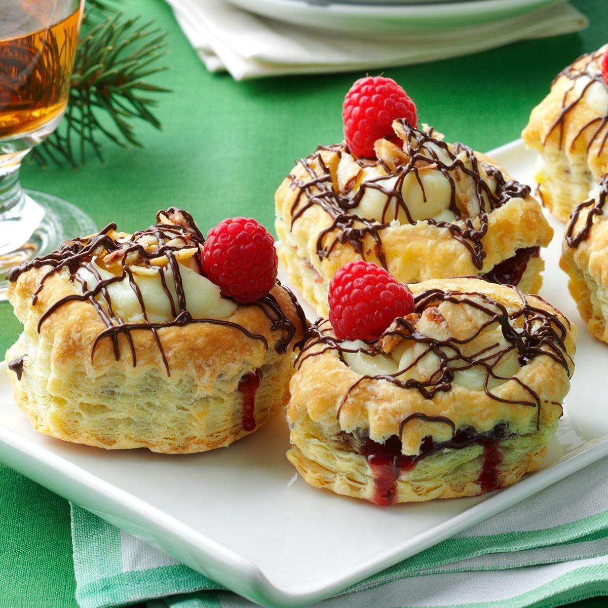 Puff Cream Cake