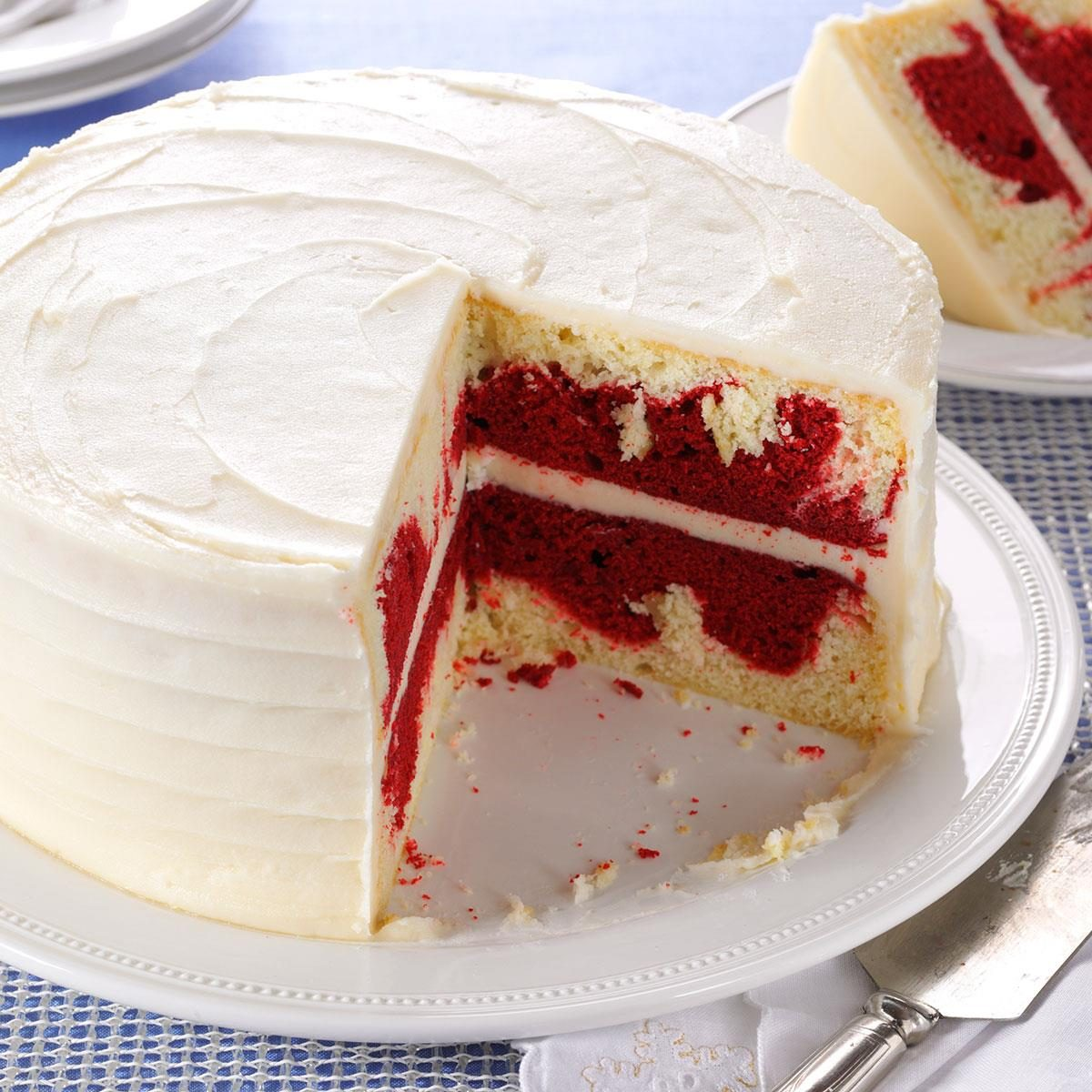 Red velvet pound cake recipe uk