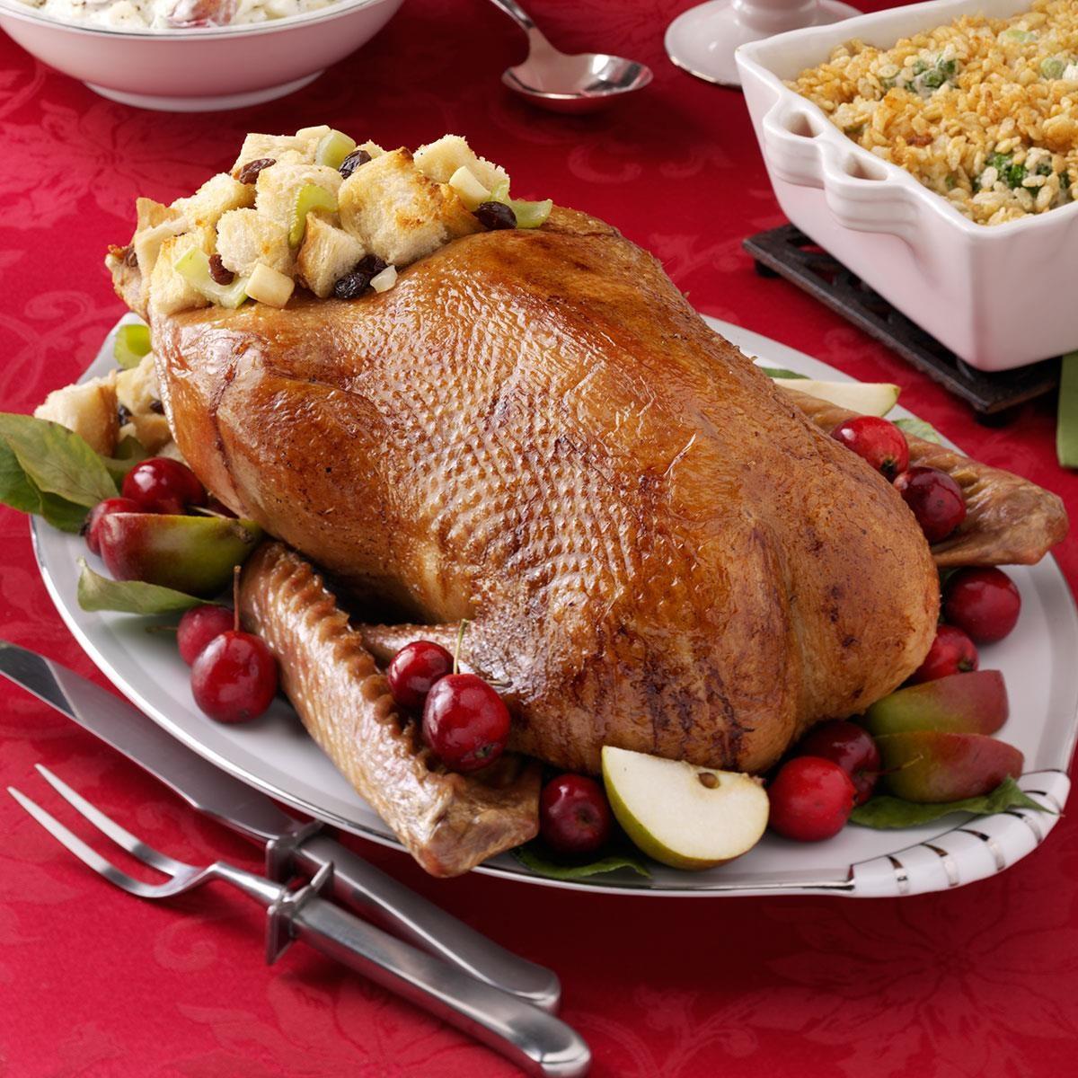 Test Kitchen Turkey Roast