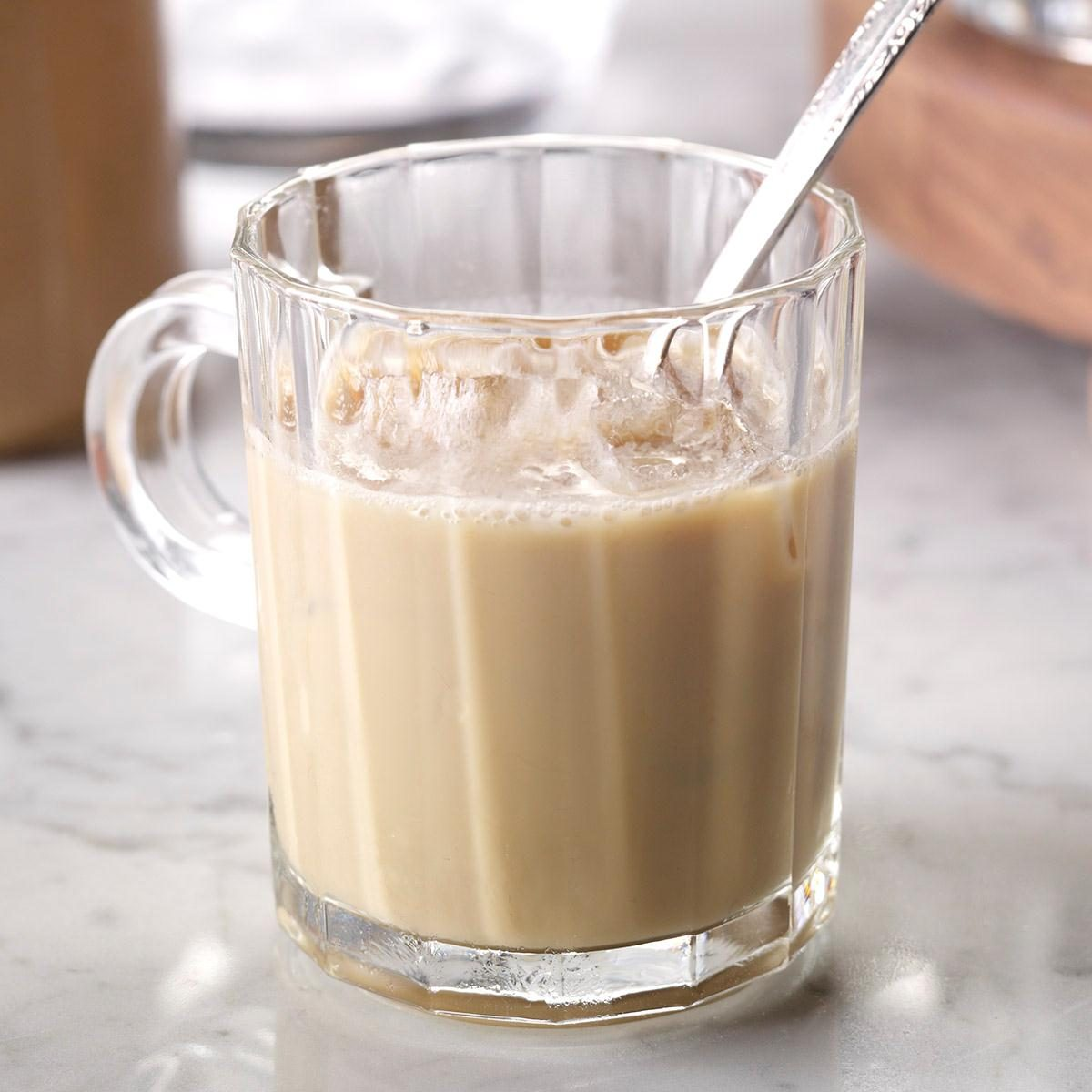 Simple Iced Coffee Recipe | Taste of Home