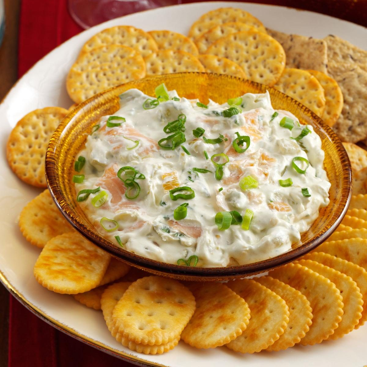 Simple Salmon Dip Recipe
