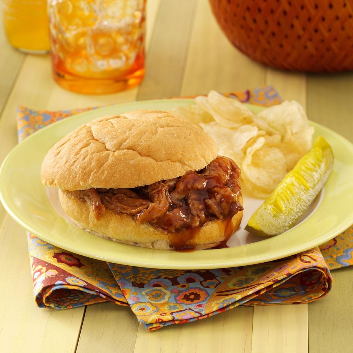 Slow-Cooked Pulled Pork Recipe | Taste of Home