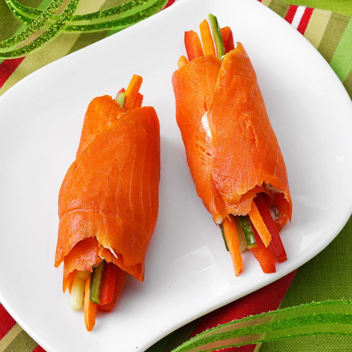 how to make smoked carrot that looks like smoked salmon