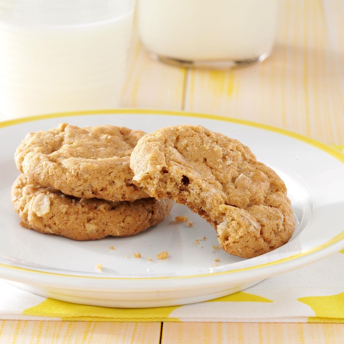 Mom s oatmeal cookie recipe