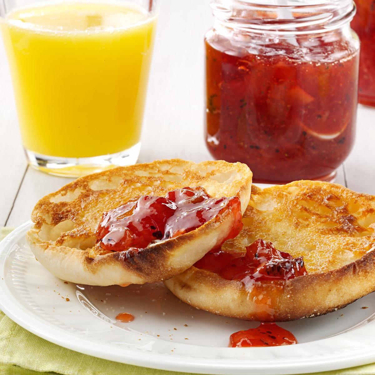 Strawberry-Kiwi Jam Recipe | Taste of Home
