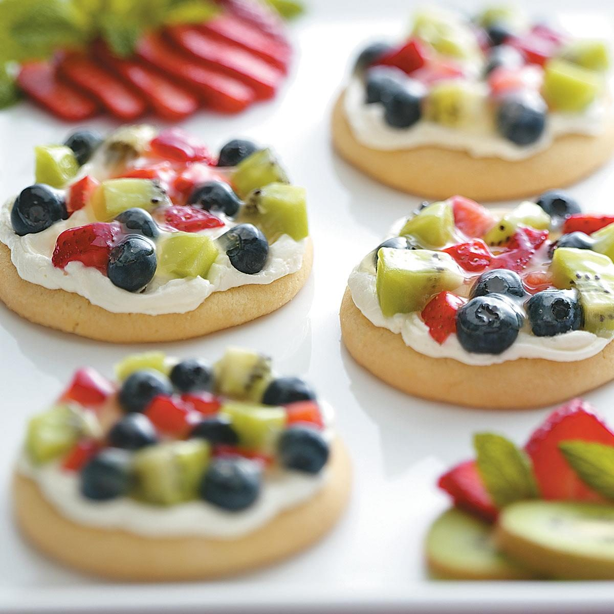 sugar cookie fruit pizza fruit of life