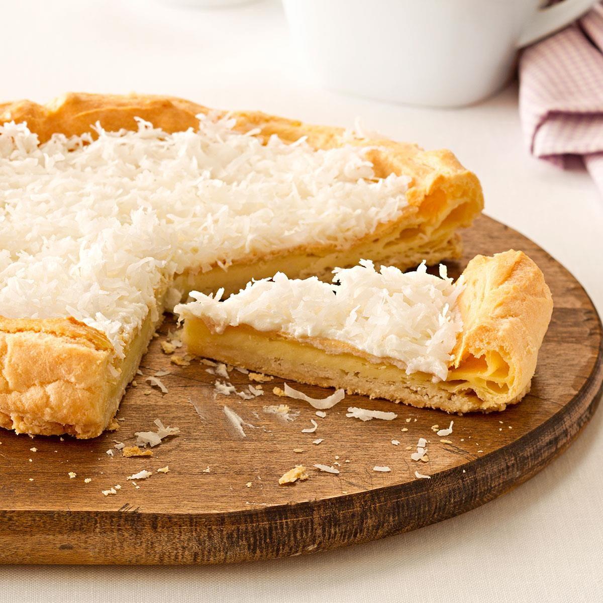 Lemon curd coffee cake recipe taste home