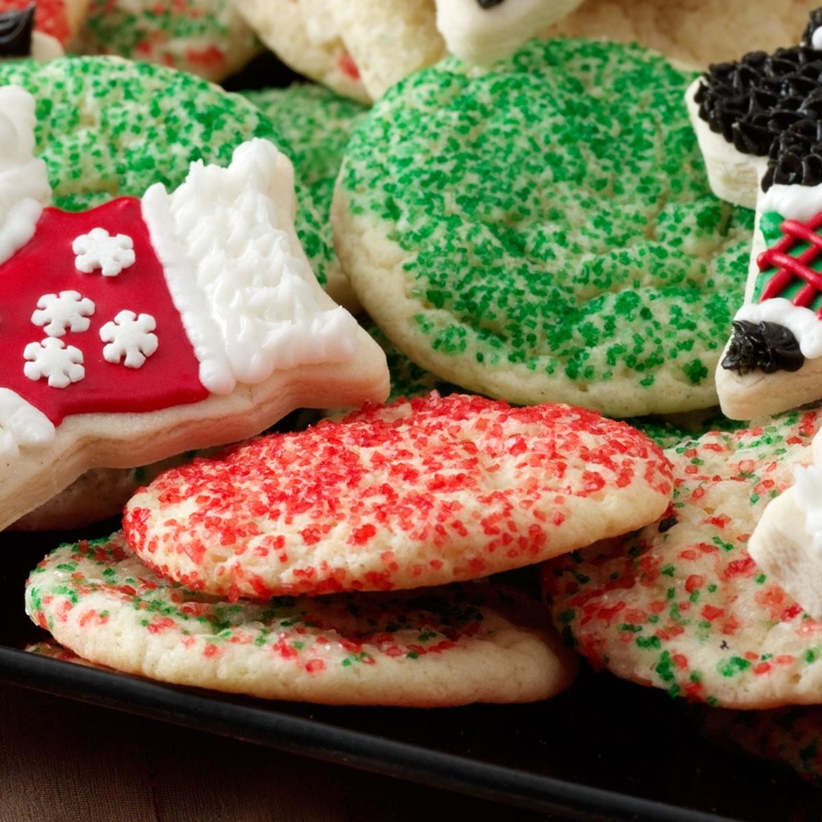How to make christmas sugar cookies - How To Make Christmas Sugar Cookies 8