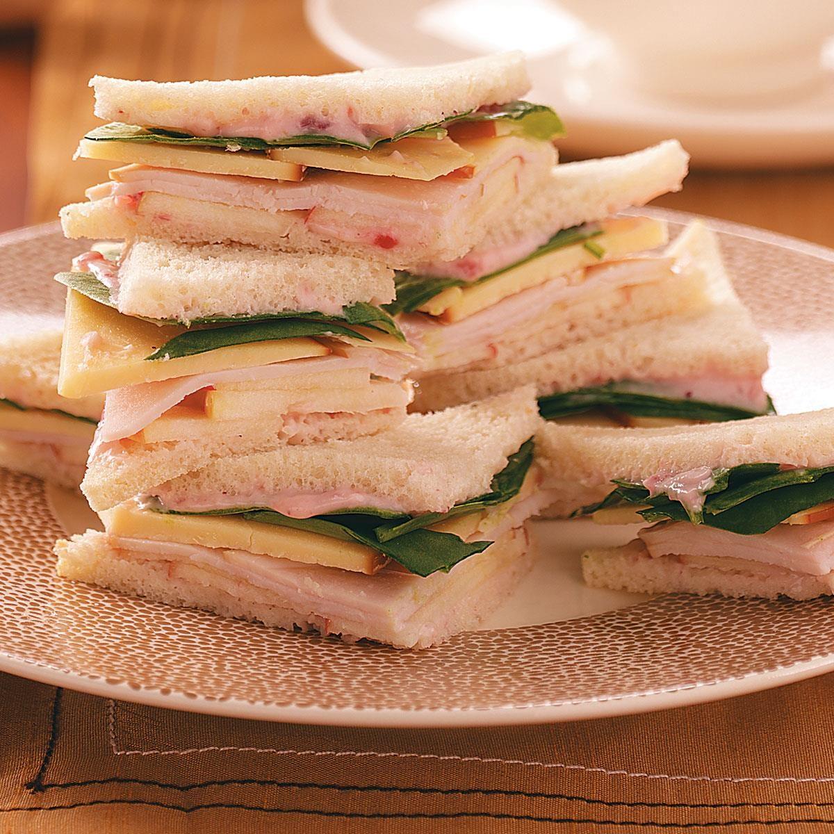 Apple Sandwich Cake