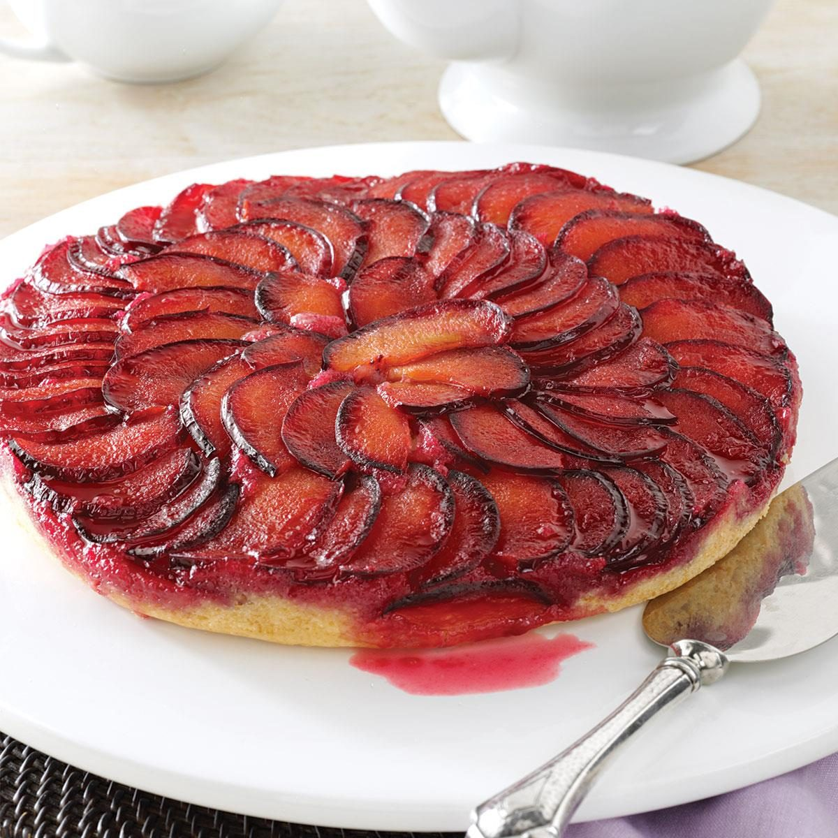 Easy Plum Cake Recipe In Cooker