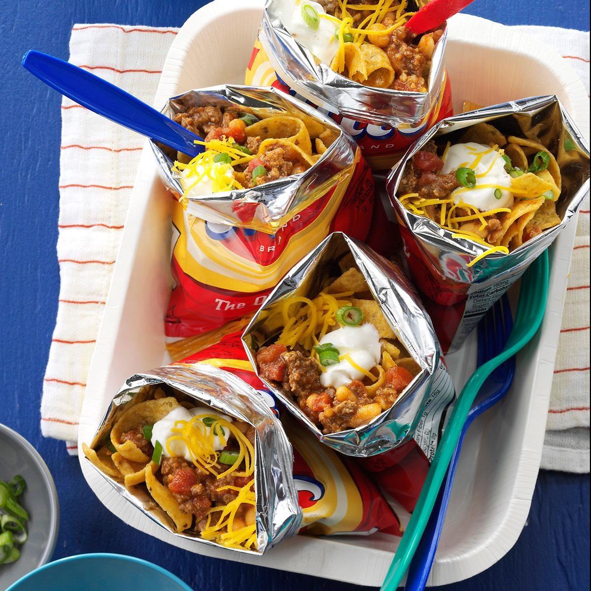 Walking Tacos Recipe | Taste of Home
