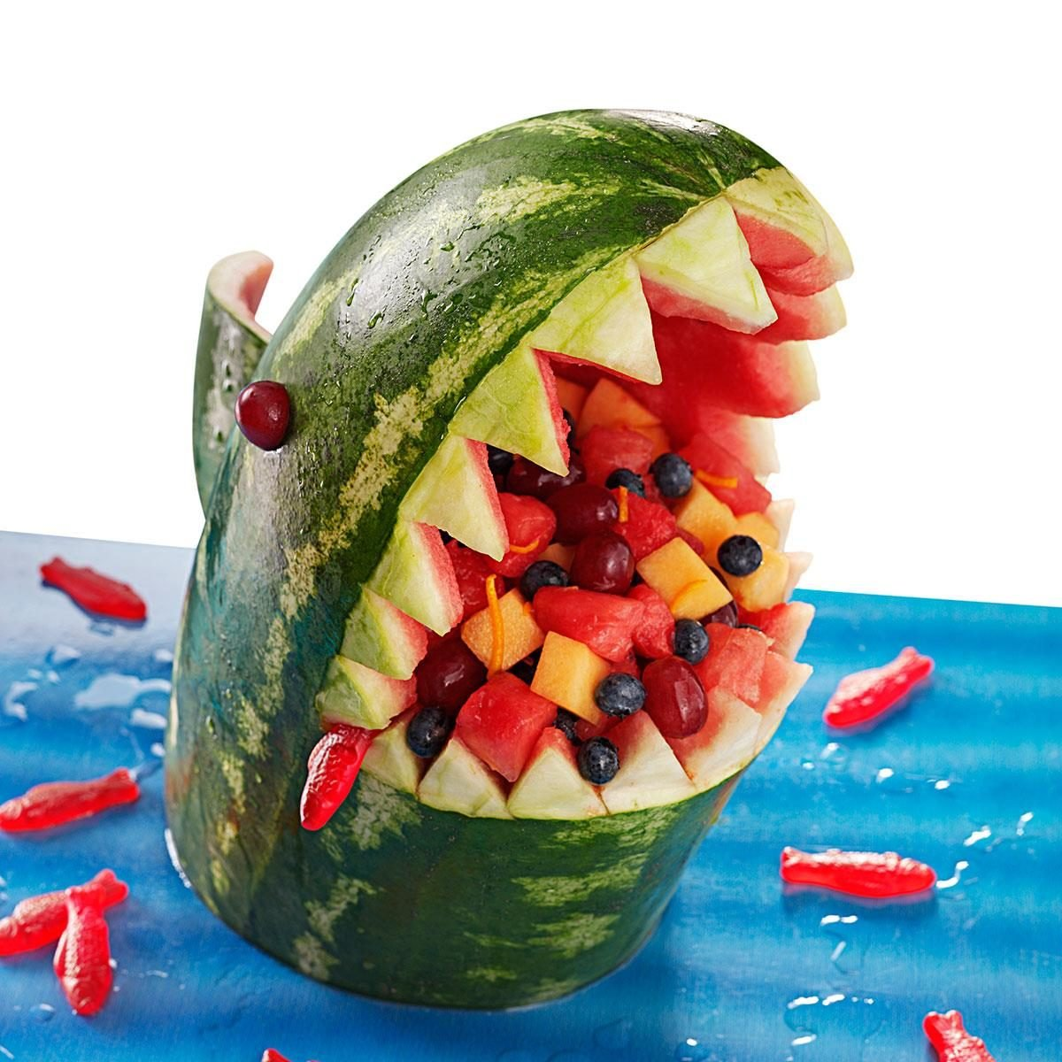 Watermelon shark recipe taste of home