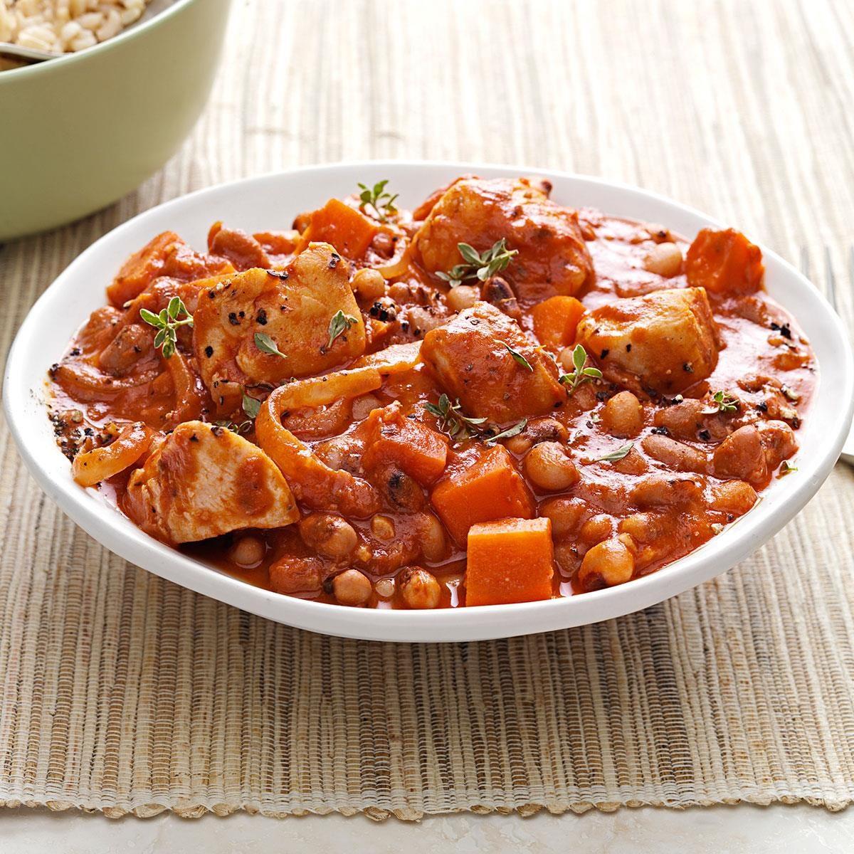 West African Chicken Stew Recipe   Taste of Home