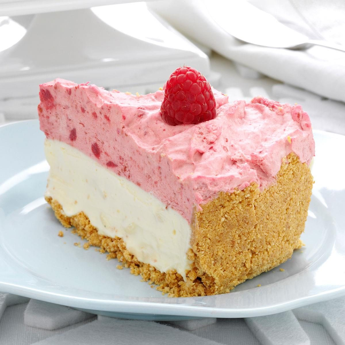 Apple And Raspberry Almond Cake