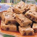 Chocolate Chip Blondies Photo
