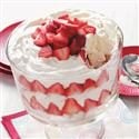 Strawberry Trifle Photo