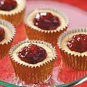 Strawberry Cheesecake Minis