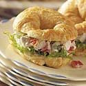 Chicken Salad Sandwiches Photo