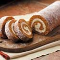 Favorite Pumpkin Cake Roll Photo