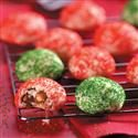 Colorful Candy Bar Cookies Photo