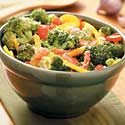 Italian Broccoli with Peppers Photo