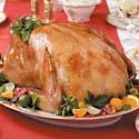 Citrus-Scented Brined Turkey