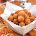 Fried Mashed Potato Balls Photo