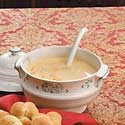 Cream of Cauliflower Soup