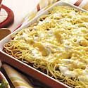 Spaghetti Casserole Photo