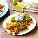 Lime Chicken Tacos Photo