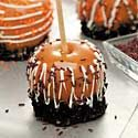 Monster Caramel Apples