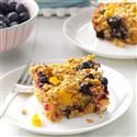 Fruity Baked Oatmeal Photo