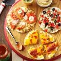 Grilled Pizza Photo