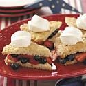 Strawberry Shortcake Recipes Photo